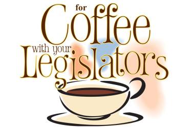 Coffee with Your Legislators