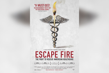Escape Fire Movie