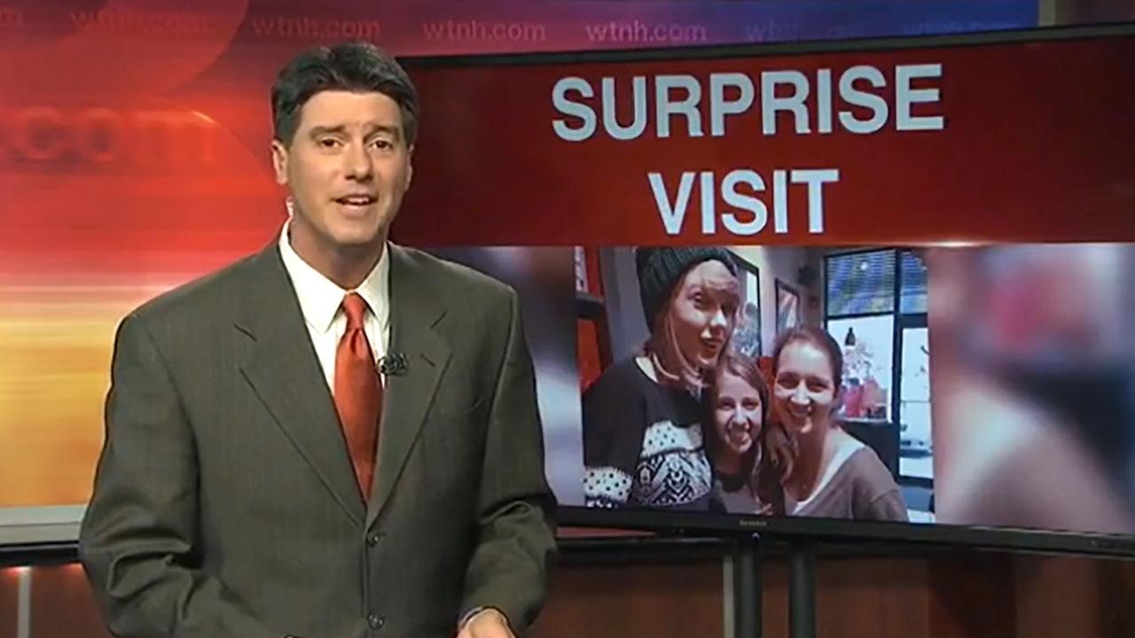 Taylor Swift Surprise Visit