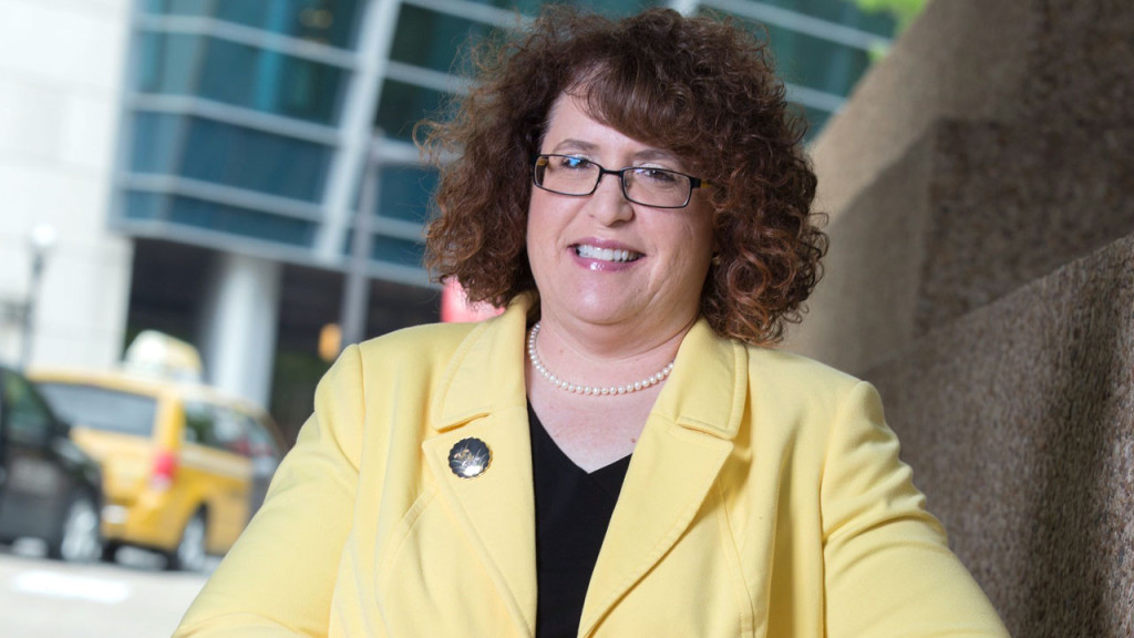 Cynthia Alkon, a professor at Texas A&M University School of Law.
