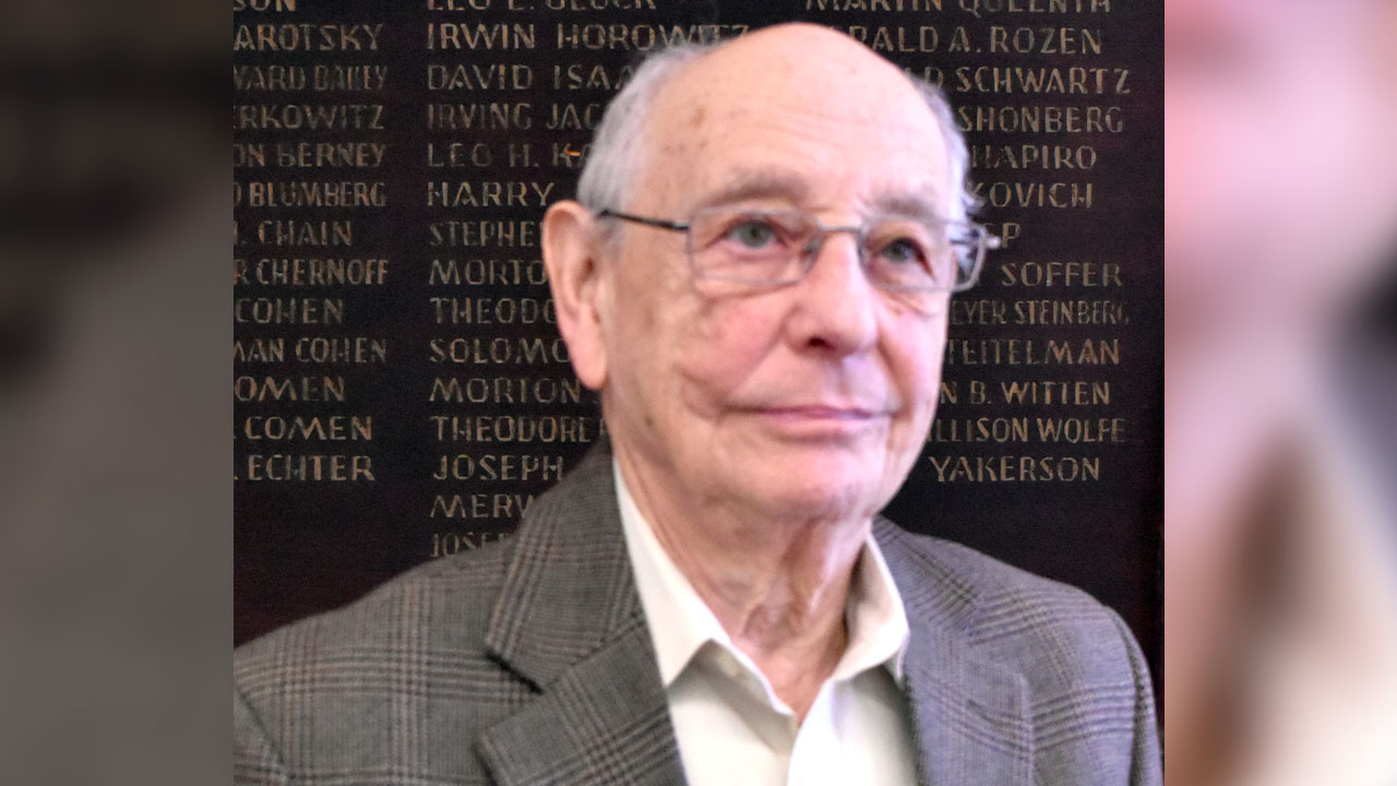 Holocaust survivor Endre Sarkany of New Haven  to speak at Quinnipiac University on April 4