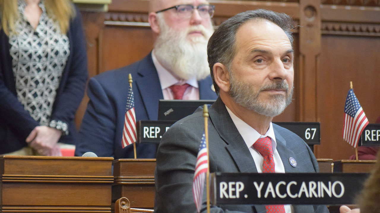 Rep. Yaccarino Supports A Bill To Expand Workers Compensation for Mental Health Treatment