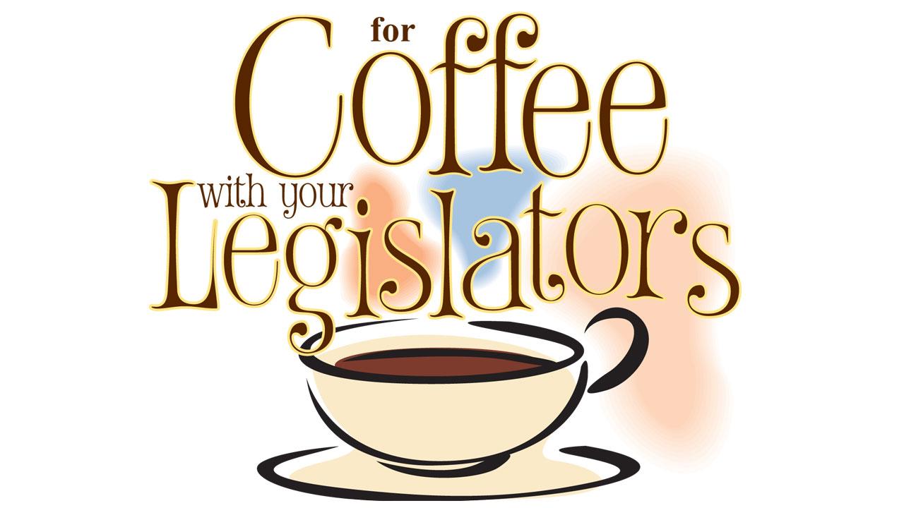 Coffee with Your Legislators