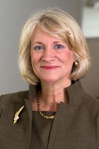 Jean Lange of Woodbridge, founding dean of the School of Nursing at Quinnipiac University.