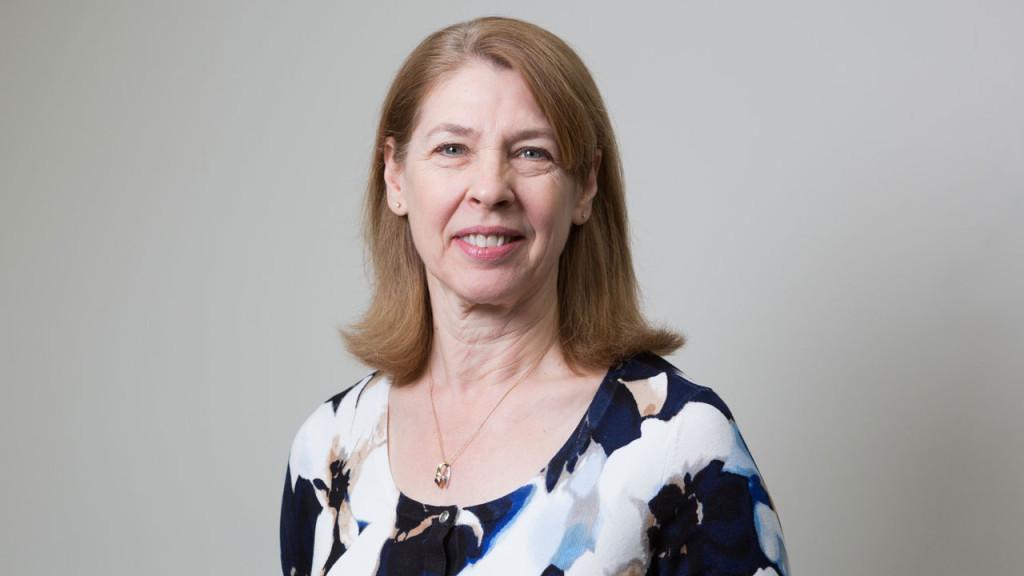 Deborah Rejent, director and associate professor of social work at Quinnipiac University.